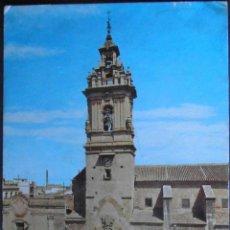 Postales: (11732)POSTAL SIN CIRCULAR,TORRE DE LA IGLESIA DE SAN JAIME,ALGEMESI,VALENCIA,COMUNIDAD VALENCIANA,C. Lote 43950258
