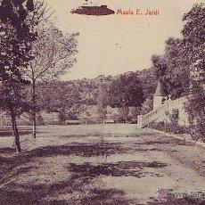Postales: RARISIMA POSTAL DE CORBERA DE LLOBREGAT - 1921 - BARCELONA -MASIA E.JARDI - FOTOTIPIA THOMAS. Lote 44201920
