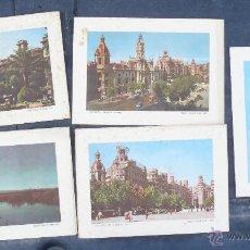 Postales: LOTE POSTAL VALENCIA FELICITACION NAVIDEÑA 1959 LEONARDO TOBAJAS MONTOYA. Lote 44398493