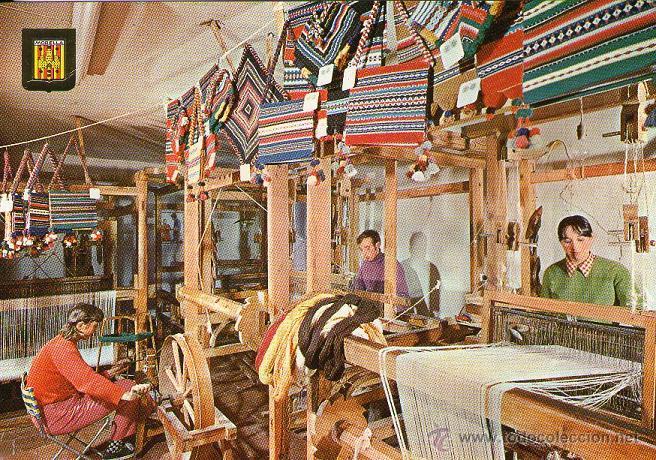 Morella 24 taller de artesan a textil davi comprar for Artesanias de espana