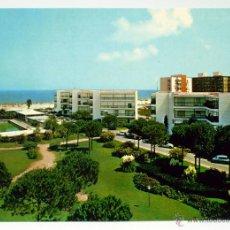 Cartes Postales: POSTAL GANDÍA COLONIA DUCAL A SUBIRATS CASANOVAS ESCUDO ORO AÑOS 60 SIN CIRCULAR. Lote 223223043
