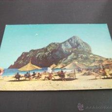Postales: CALPE (ALICANTE) PLAYA DE LEVANTE. Lote 44948048