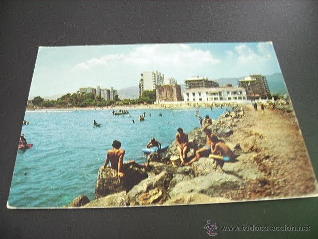 BENICASIM (CASTELLON) VISTA PARCIAL LAS VILLAS (Postales - España - Comunidad Valenciana Moderna (desde 1940))