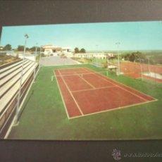 Postales: ALCIRA (VALENCIA) CLUB DE TENIS. Lote 45017562