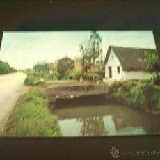 Postales: VALENCIA BARRACAS EN LA HUERTA. Lote 45084482