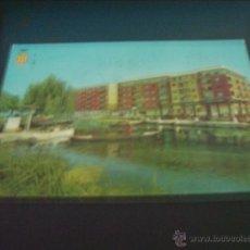 Postales: VALENCIA EL SALER EMBARCADERO. Lote 45086034