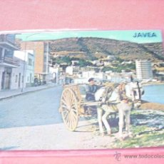 Postales: JAVEA (ALICANTE) VISTA PARCIAL. Lote 45333122