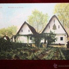 Postales: ANTIGUA POSTAL DE VALENCIA. BARRACAS EN LA HUERTA. ED. F. C. VALENCIA. SIN CIRCULAR. Lote 45343044