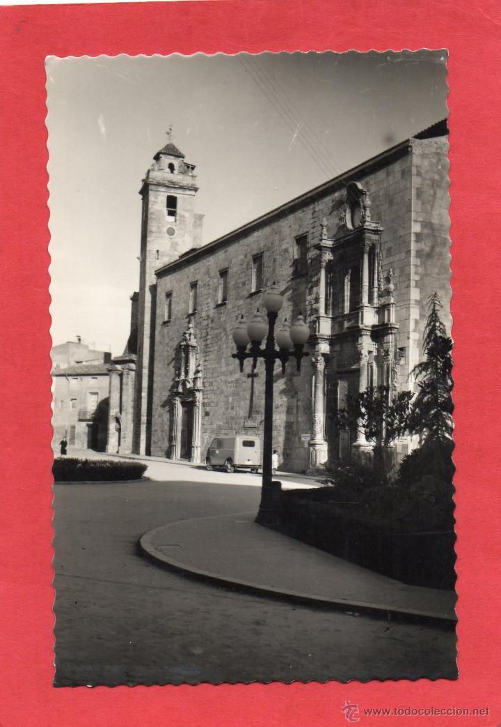 BURRIANA. 7 IGLESIA PARROQUIAL. DANIEL ARBONÉS (Postales - España - Comunidad Valenciana Moderna (desde 1940))