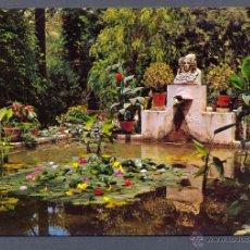 Postales: P1009.- ELCHE.- HUERTO DEL CURA. EL TOCADOR DE LA DAMA DE ELCHE. Lote 45478883
