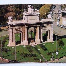 Cartoline: POSTAL VALENCIA PLAZA DEL MARQUÉS DE ESTELLA. Lote 45635437