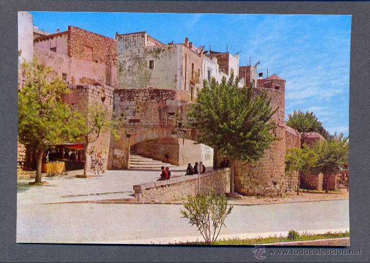 PEÑISCOLA. PORTAL DEL PAPA LUNA (Postales - España - Comunidad Valenciana Moderna (desde 1940))