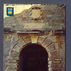 Postales: PEÑISCOLA. (CASTELLON). PUERTA DE FELIPE II. Lote 45658303