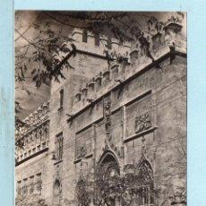 Postales: POSTAL DE VALENCIA LA LONJA SIN CIRCULAR VER FOTOS . Lote 45683517