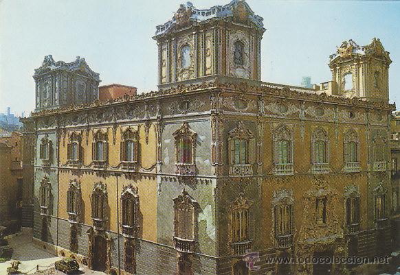 Museo Nacional De Ceramica.Valencia Museo Nacional De Ceramica Gonzalez M Kaufen Postkarten