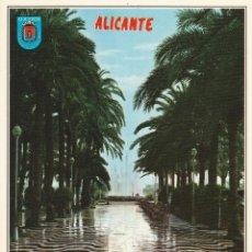 Postales: Nº 14731 POSTAL ALICANTE EXPLANADA DE ESPAÑA. Lote 45953600