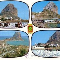 Postales: Nº 5610 POSTAL CALPE ALICANTE. Lote 45956831