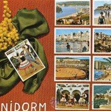 Postales: BENIDORM - ALICANTE. Lote 45973800