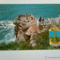 Postales: BENIDORM: PLAZOLETA DEL CASTILLO. Lote 45977522