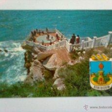 Postales: BENIDORM: PLAZOLETA DEL CASTILLO. Lote 45977722