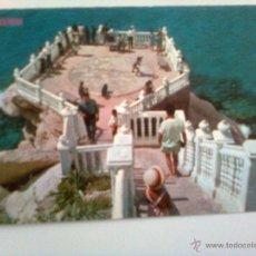 Postales: BENIDORM: PLAZOLETA DEL CASTILLO. Lote 45985369