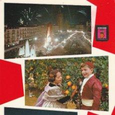 Postales: Nº 15092 POSTAL RECUERDO DE VALENCIA. Lote 45987786