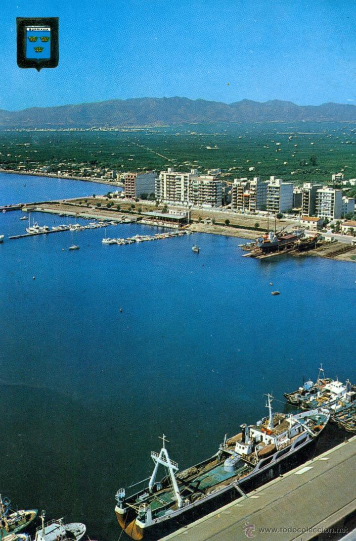 burriana castellon vista aerea del puerto comprar On puerto burriana