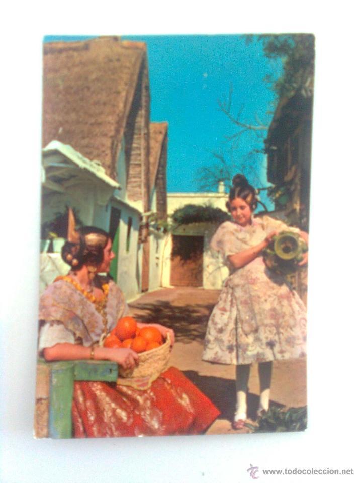 VALENCIA: VALENCIA TÍPICA (Postales - España - Comunidad Valenciana Moderna (desde 1940))