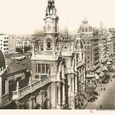 Postales: VALENCIA - VISTA PANORÁMICA - Nº 49 ED. CRIS-ADAM. Lote 46348263