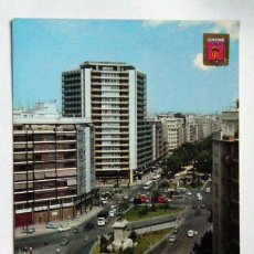 Cartoline: POSTAL DE VALENCIA PLAZA DE ESPAÑA. Lote 46383778