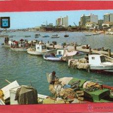 Postales: BURRIANA. 25 PUERTO. COMAS ALDEA. Lote 46507716