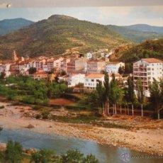 Postales: - MAGNIFICA POSTAL DE - MONTANEJOS - CASTELLON - DE LOS AÑOS 70 -. Lote 46545041