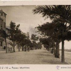 Postales: VINAROZ (CASTELLÓN).- PASEO MARÍTIMO. Lote 46586180