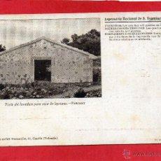 Cartes Postales: FONTILLES. LEPROSERIA S. FRANCISCO DE BORJA. Lote 46773693