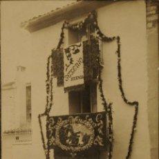 Postales: MORELLA (CASTELLON) - FIESTAS - FOTOGRAFICA SIN CIRCULAR Y DORSO DIVIDIDO. Lote 47068231