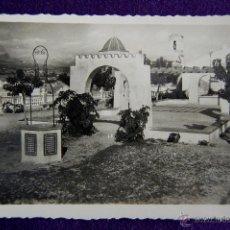 Postales: POSTAL DE BENIDORM (ALICANTE). N234 EL CASTILLO, TERRAZA DE FIESTAS. EDIC.ARRIBAS. AÑOS 50.. Lote 47083287