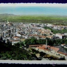 Postales: POSTAL DE JATIVA (VALENCIA). Nº 28 VISTA PARCIAL. COLOREADA. EDIC ARRIBAS (ZARAGOZA). AÑOS 50.. Lote 47268921