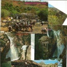Postales: LOTE 5 POSTALES DE CALLOSA DE ENSARRIA (ALICANTE). VER LISTADO Y FOTOGRAFÍAS.. Lote 47269026