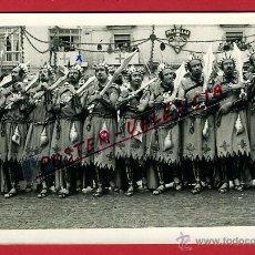 Postales: POSTAL ALCOY , ALICANTE , FIESTA MOROS Y CRISTIANOS 1958 , FILAES, FOTO , ORIGINAL , P98864. Lote 47306915