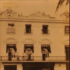 Postales: VALENCIA - ATENEO MERCANTIL - FOTOGRAFICA SIN CIRCULAR Y DORSO DIVIDIDO. Lote 47785524