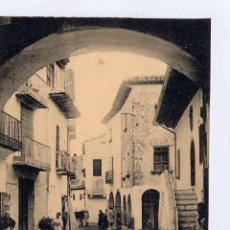 Postales: BENASAL (CASTELLON).- CASA CAPITULAR Y COMERCIO DE FRANCISCO ROIG. Lote 47914802