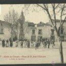 Postales: ALCALA DE CHIVERT - XIVERT - 17 - PLAZA DE D.JUAN VILANOVA - ROISIN - (30245). Lote 48249098