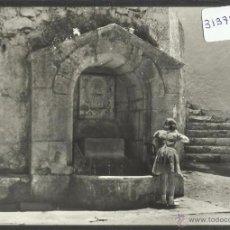 Postales: CATI - 6 - L'AVELLA - LA FUENTE - ED· COMAS ALDEA - (31374). Lote 48889406