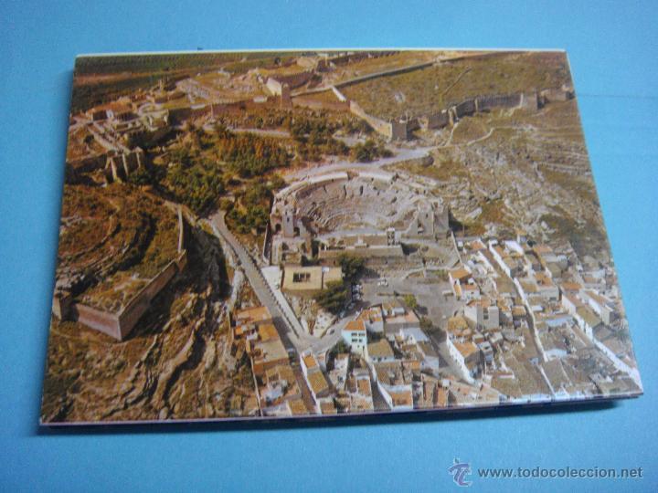 ACORDEON DE POSTALES DE SAGUNTO. VALENCIA. AÑO 1976. LIBRILLLO CON 10 POSTALES. POSTAL POBLACIÓN (Postales - España - Comunidad Valenciana Antigua (hasta 1939))
