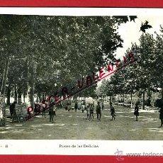 Postales: POSTAL UTIEL, VALENCIA, PASEO DE LAS DELICIAS, FOTOGRAFICA, P98456. Lote 49323072