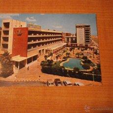 Postales: POSTAL GANDIA HOTEL BAYREN CIRCULADA. Lote 49689190