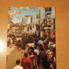 Postales: POSTAL TRAIGUERA ENTRADA DE TOROS SIN CIRCULAR. Lote 49689425