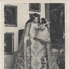 Postales: X113389 COMUNIDAD VALENCIANA VALENCIA GUERRA CIVIL DESFILE VICTORIA FRANCO FRANQUISMO VIRGEN PATRONA. Lote 49701734