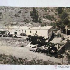Postales: POSTAL DE SERRA (VALENCIA) - FUENTE DE BARRAIX - REVERSO SIN DIVIDIR, SIN CIRCULAR, AÑOS 60 APROX. Lote 50022522