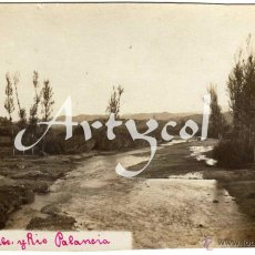 Postales: MAGNIFICA POSTAL FOTOGRAFICA - SEGORBE Y RIO PALANCIA - (CASTELLON). Lote 50312673
